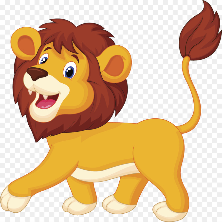 Lion background clipart jpg library stock Cartoon Background clipart - Lion, transparent clip art jpg library stock