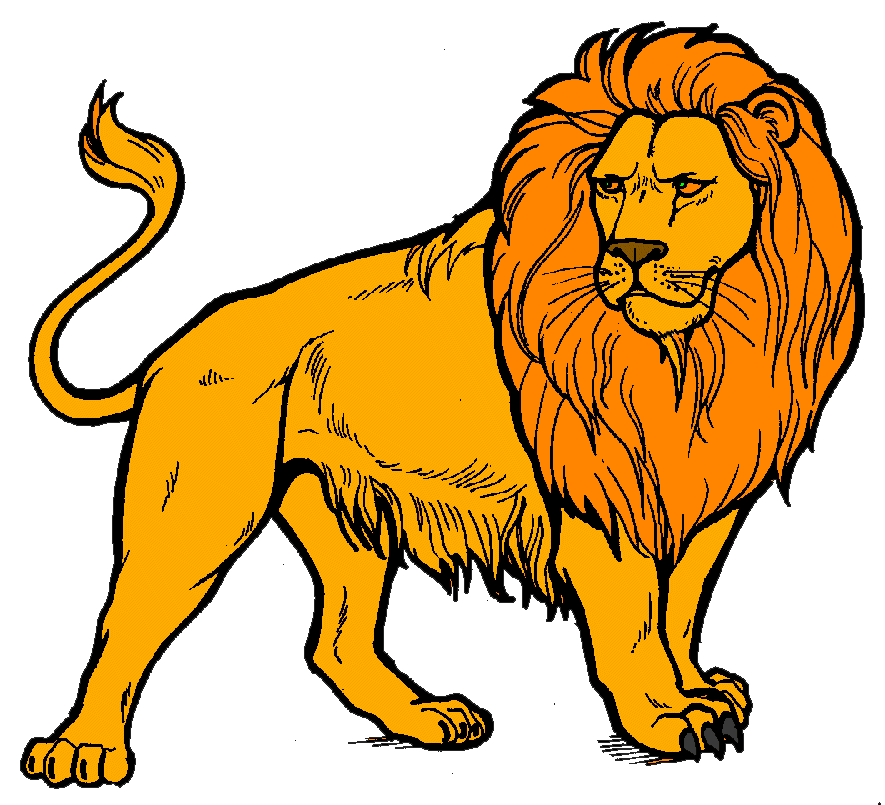Lion clipart transparent banner black and white stock download-lion-PNG-transparent-images-transparent-backgrounds ... banner black and white stock