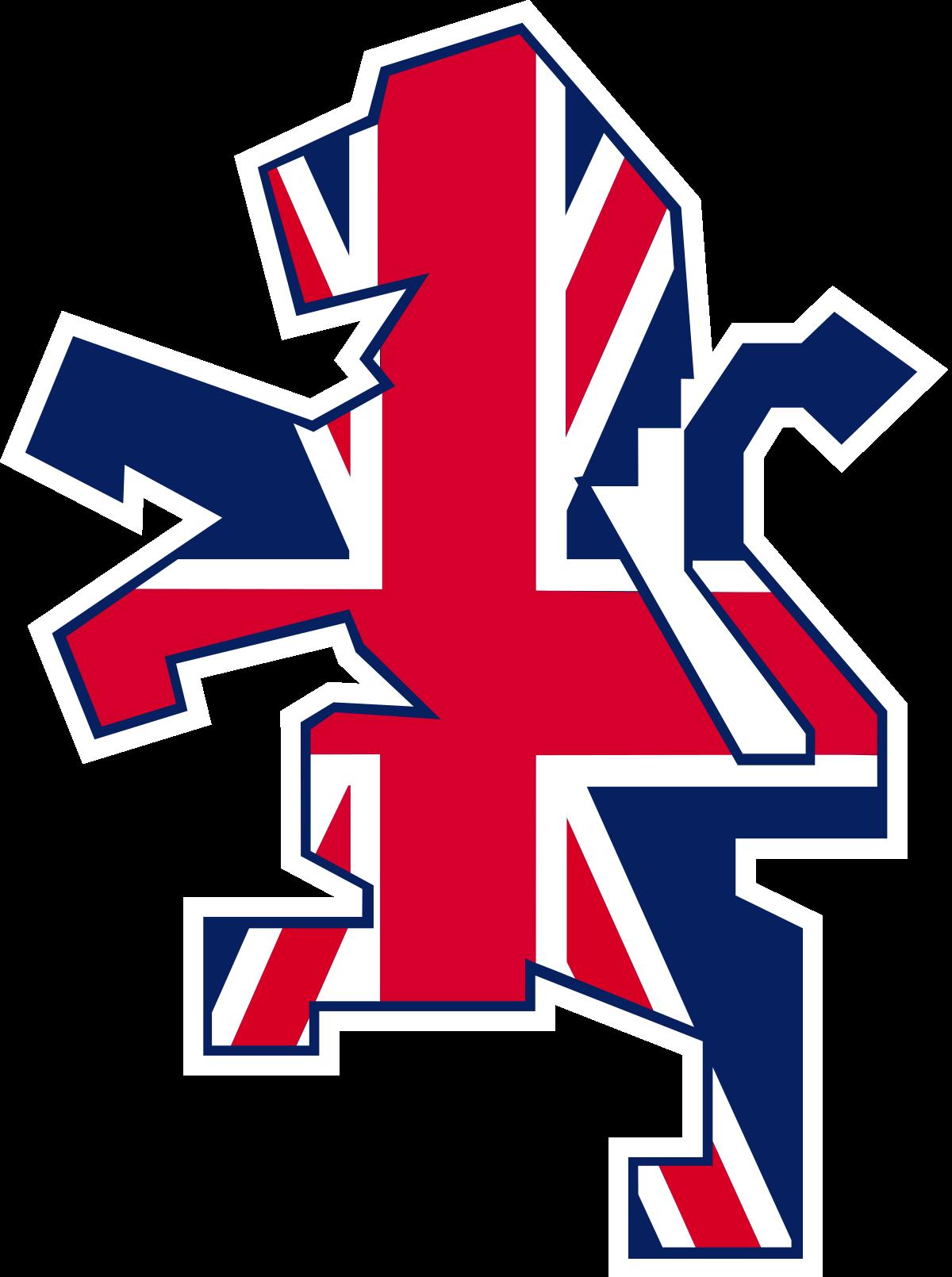 Lion & bat shield kingdom baseball clipart transparent download Great Britain men's national ice hockey team - Wikipedia transparent download