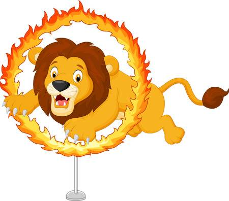 Lion circus clipart clip freeuse stock Circus lion clipart 3 » Clipart Station clip freeuse stock