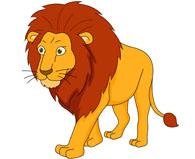 Lion cliparts