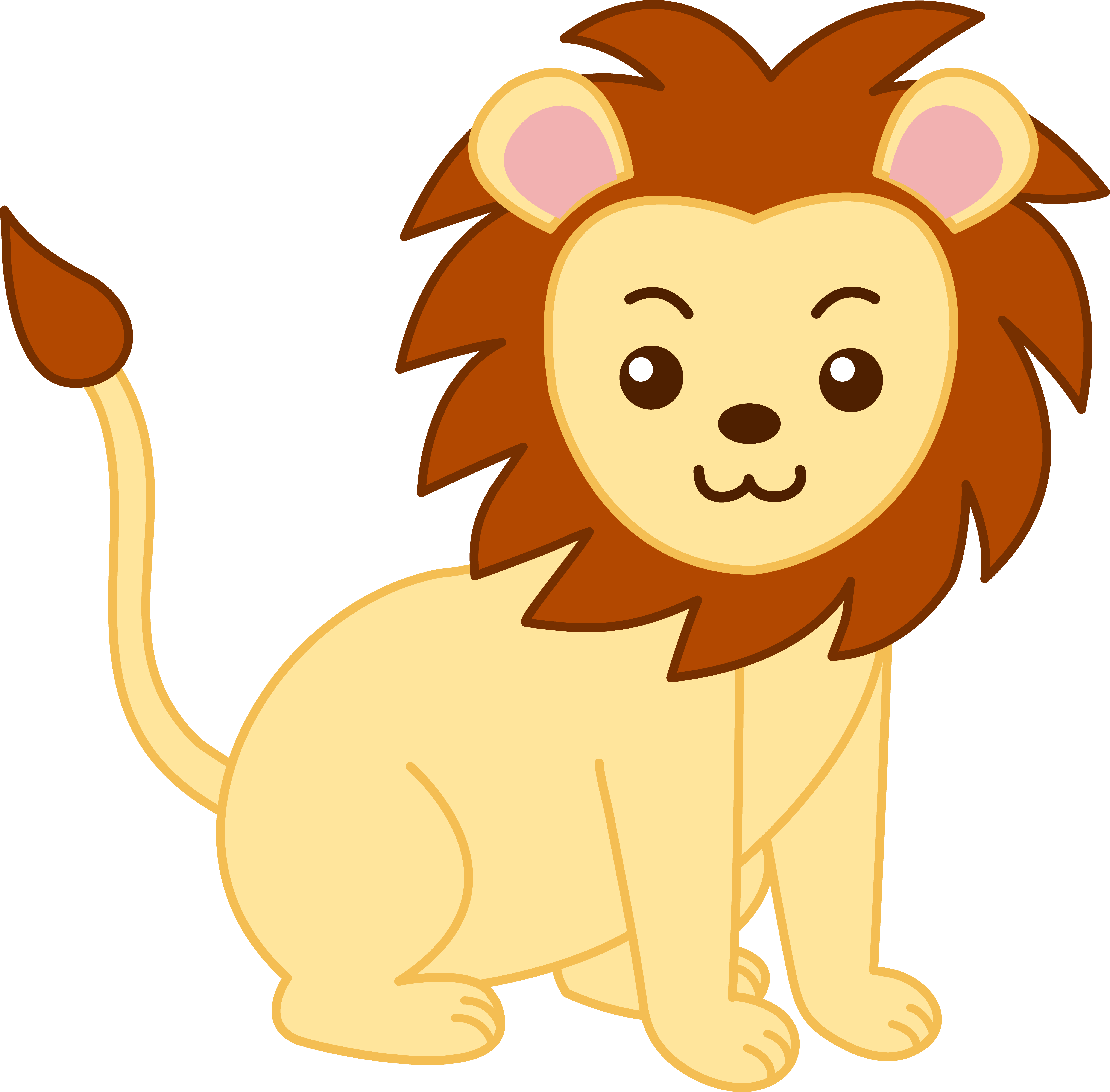 Stinky dog clipart image royalty free download Baby Lion Clipart | Clipart Panda - Free Clipart Images image royalty free download