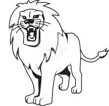 Lion drawing clipart png freeuse library Free Lion Drawing Cliparts, Download Free Clip Art, Free ... png freeuse library