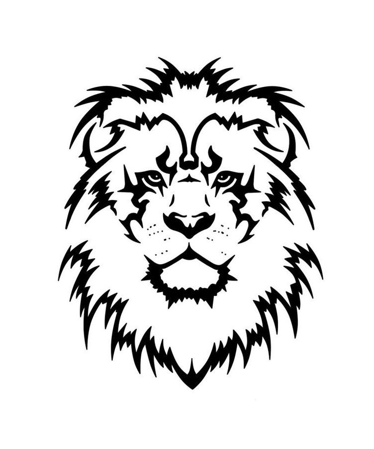 Lion head mascot clipart black and white picture royalty free download Free Lion Head Pictures, Download Free Clip Art, Free Clip ... picture royalty free download