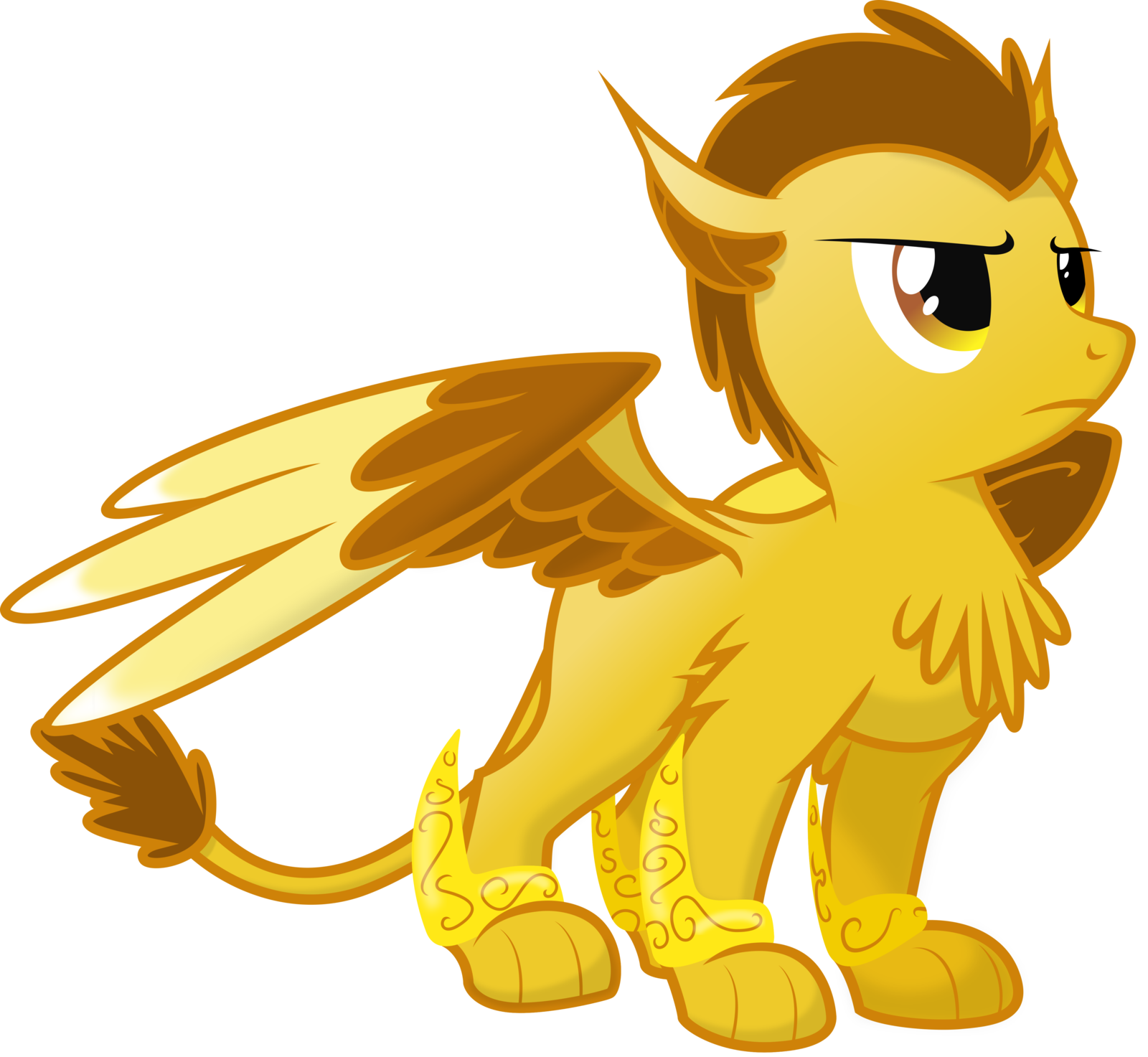 Lion heart clipart clipart royalty free Creatures of Equestria - Dustin's Adventures - Fimfiction clipart royalty free