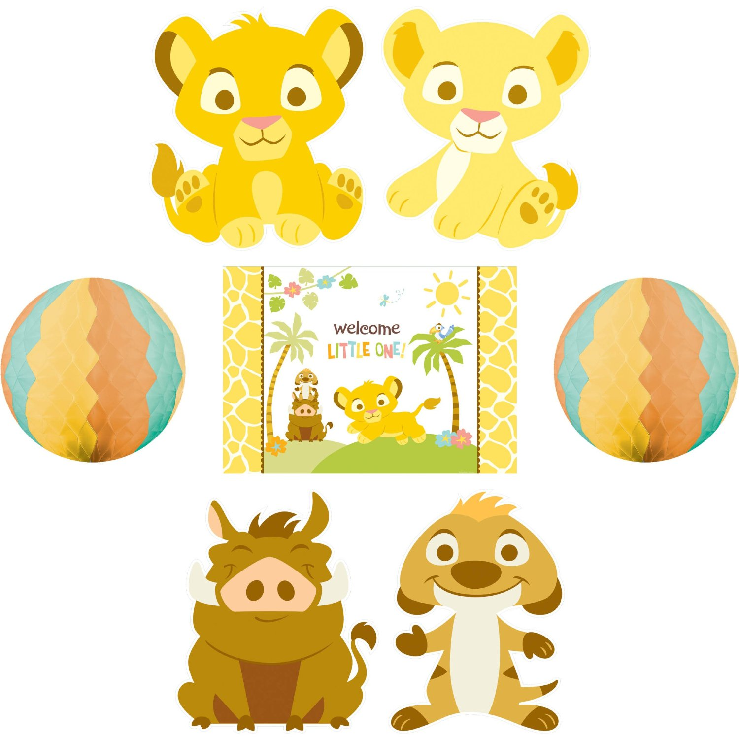 Lion king baby shower clipart image library library baby shower ideas it\'s a boy Baby Gift And Shower Decoration ... image library library