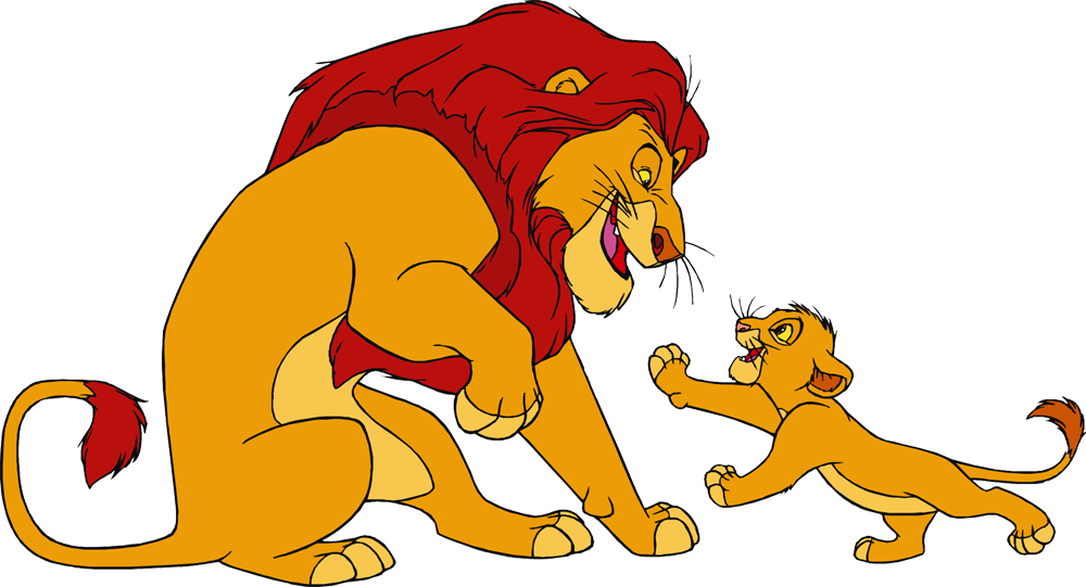 Lion king clipart black and white with crown clip art free stock Lion King Clipart at GetDrawings.com   Free for personal use Lion ... clip art free stock