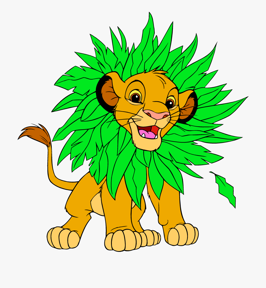 Lion king clipart pictures picture download Simba Mufasa Nala Sarabi Clip Art - Lion King Simba Leaves ... picture download