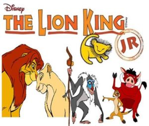 Lion king jr clipart picture black and white library The Lion King Jr. August 2017 (July 27th – July 29th ... picture black and white library
