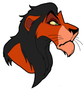 Lion king scar clipart vector library Lion King Silhouette Clip Art - ClipArt Best vector library