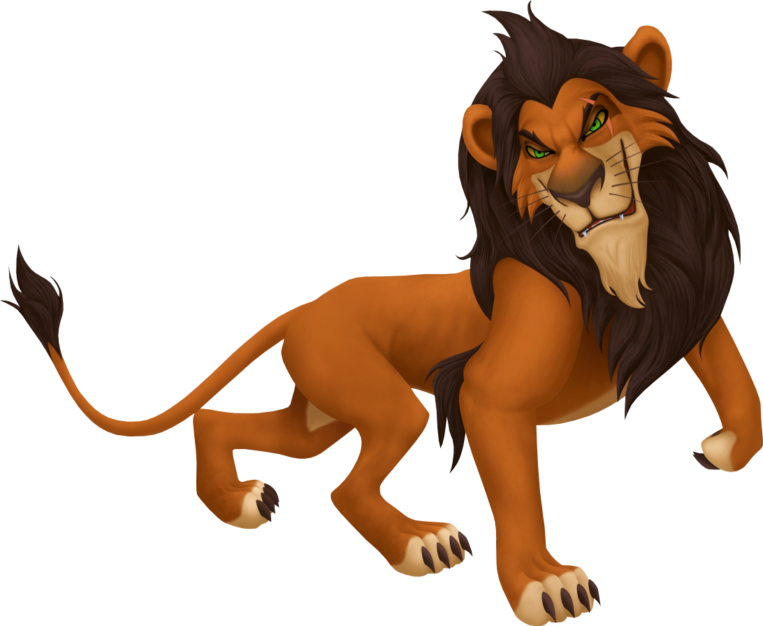 Lion king scar clipart vector transparent stock Disney scar clipart - ClipartFest vector transparent stock