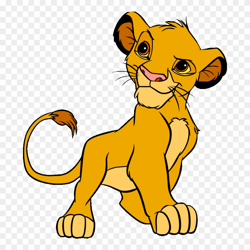 Lion king simba clipart graphic free library Simba Simba Lion, Baby Simba, King Simba, Lion King Clipart ... graphic free library