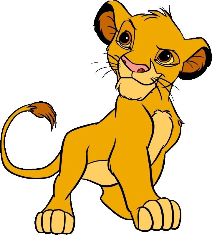 Lion king simba clipart vector royalty free library Baby lion clipart 8 toy lion clip art free vector image ... vector royalty free library