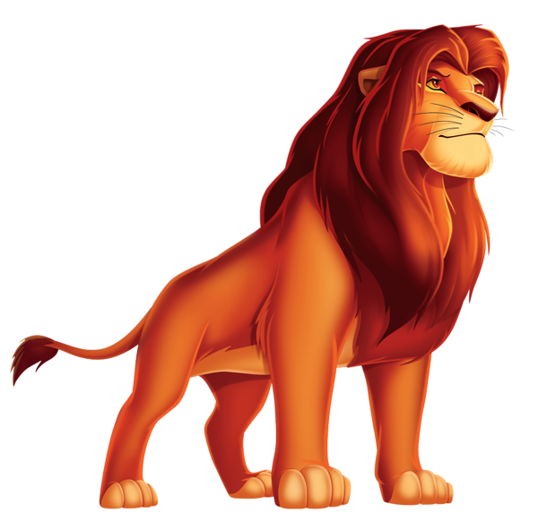 Lion reading a book clipart graphic black and white King Lion Cartoon PNG Picture | PNG mese | Pinterest | Lions and Cartoon graphic black and white