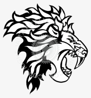 Lion roar clipart black and white png jpg library library Lion Roar PNG & Download Transparent Lion Roar PNG Images ... jpg library library