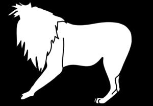 Lion walking clipart png transparent download Walking Lion Clip Art at Clker.com - vector clip art online ... png transparent download