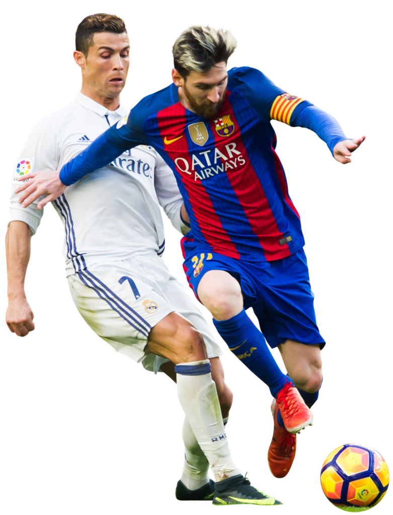 Lionel messi clipart 2018 jpg library library Lionel Messi Vs Cristiano Ronaldo 2017 Png Clipart Images ... jpg library library