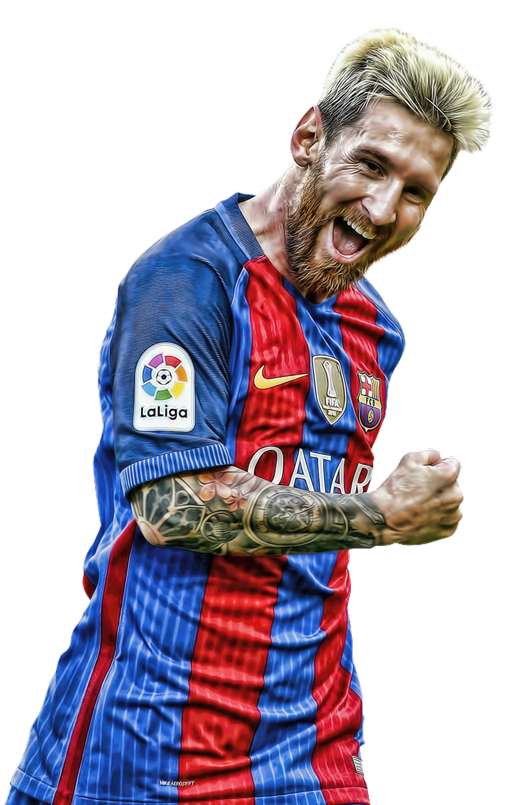 Lionel messi clipart clipart freeuse library Lionel Messi Png Happy Smile Fc Barca Clipart clipart freeuse library