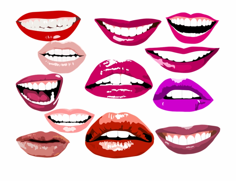 Lips and teeth clipart png transparent library Adult Content Safesearch Smile Lips Make Up Teeth Dental ... png transparent library