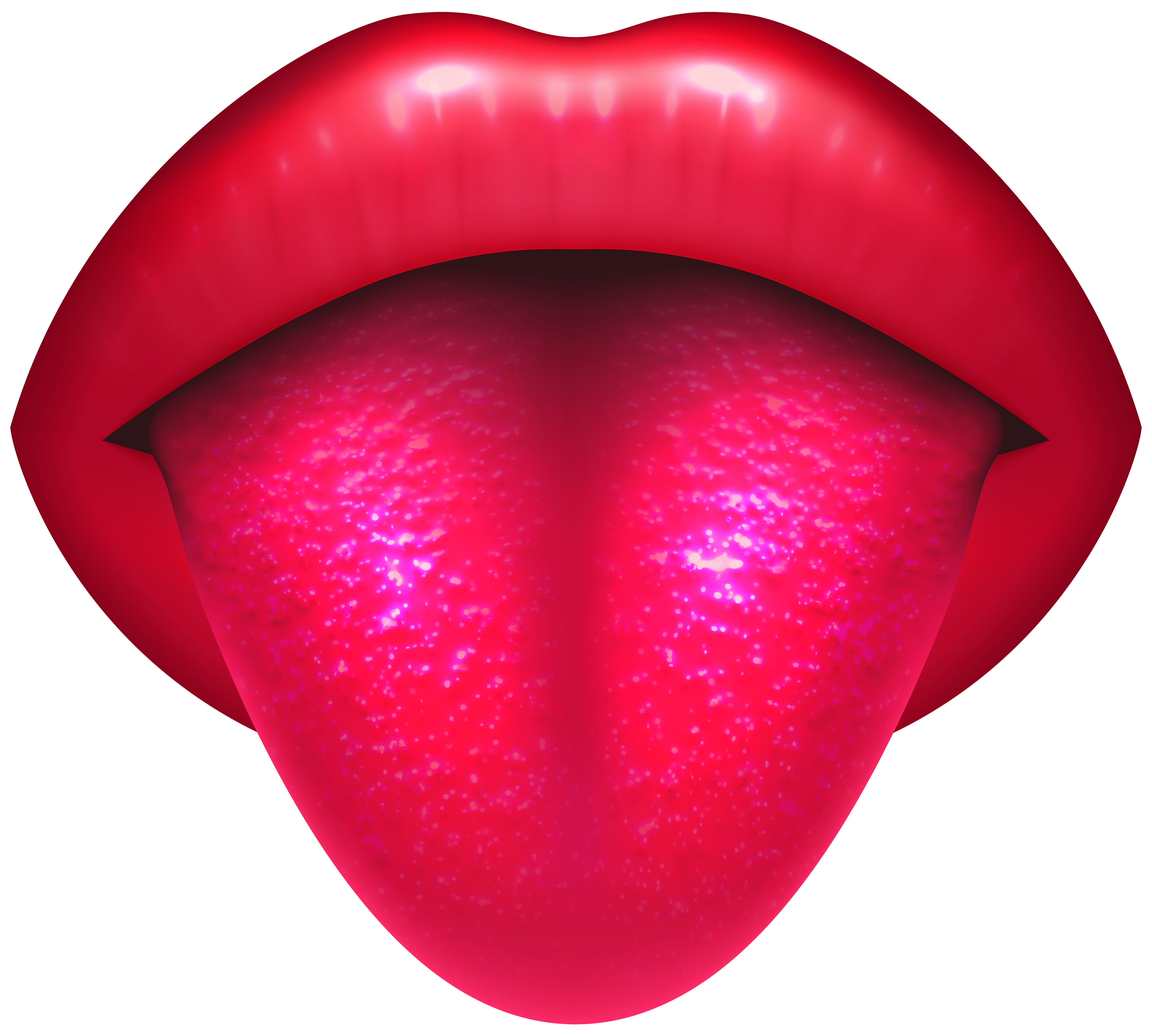 Lips and tongue clipart clipart library library Mouth with Protruding Tongue PNG Clip Art - Best WEB Clipart clipart library library