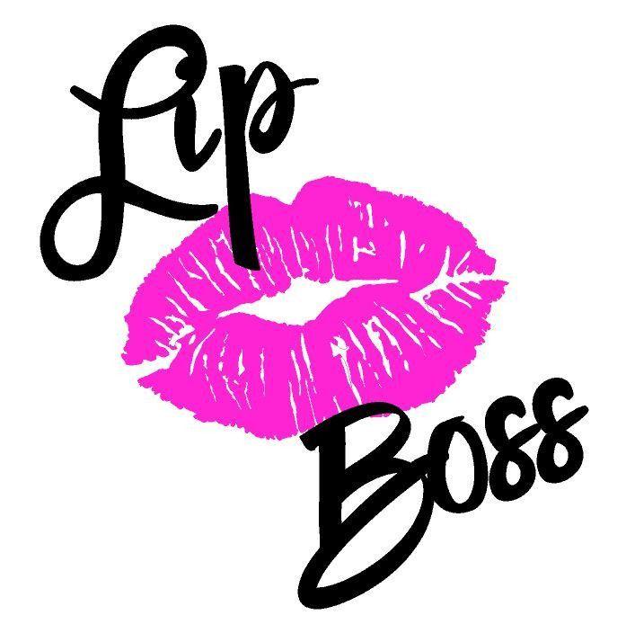 Lipsense logo clipart image free Lip Boss- Lipsense T-shirt | Lipsense | Pink lips, Lips, Lip ... image free