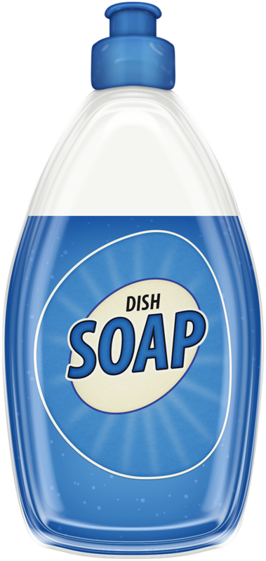 Liquid soap clipart png library stock DISH SOAP | CLIP ART - CLEANING - CLIPART | Laundry art ... png library stock
