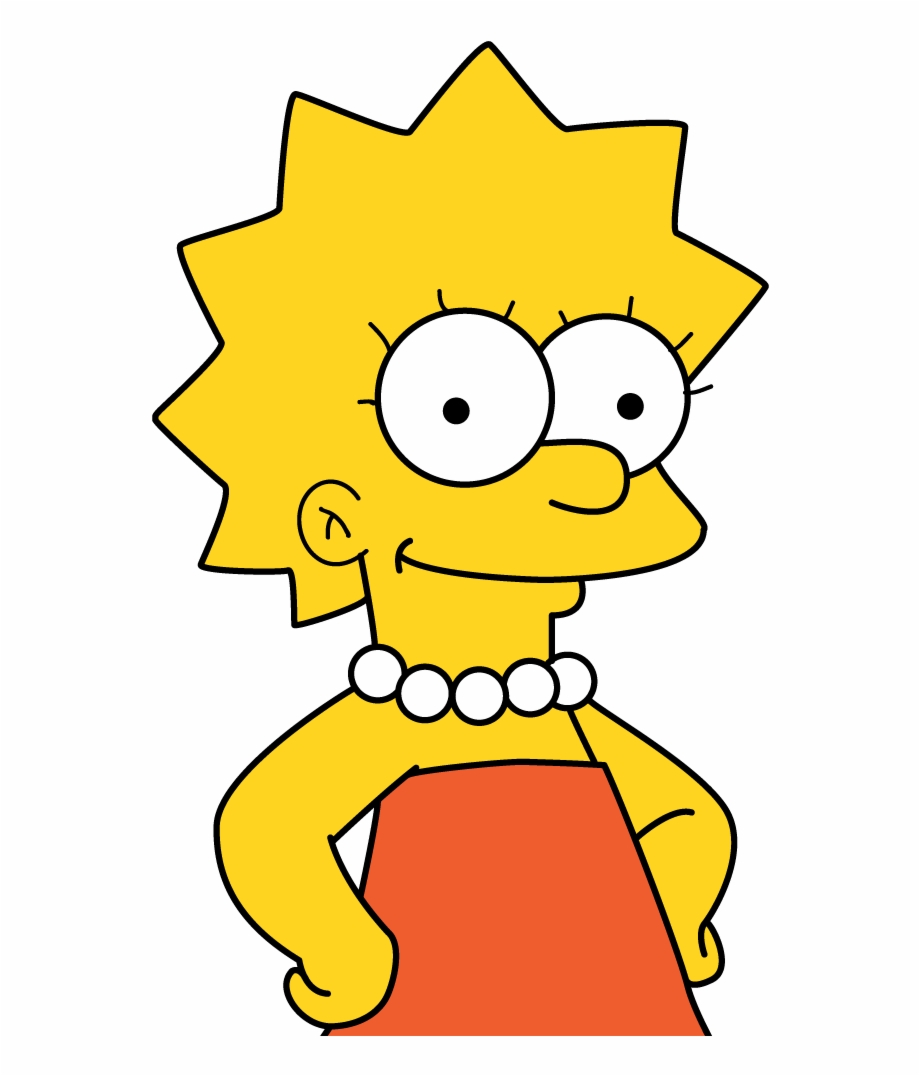 Lisa simpson clipart clip library library Simpsons Png Images Free Download, Homer Simpson Png - Lisa ... clip library library