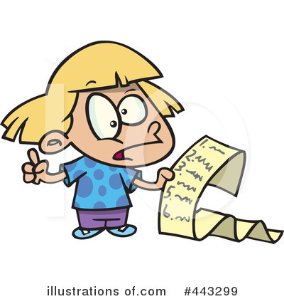 List clipart image stock Contact List Clipart - Clipart Kid image stock