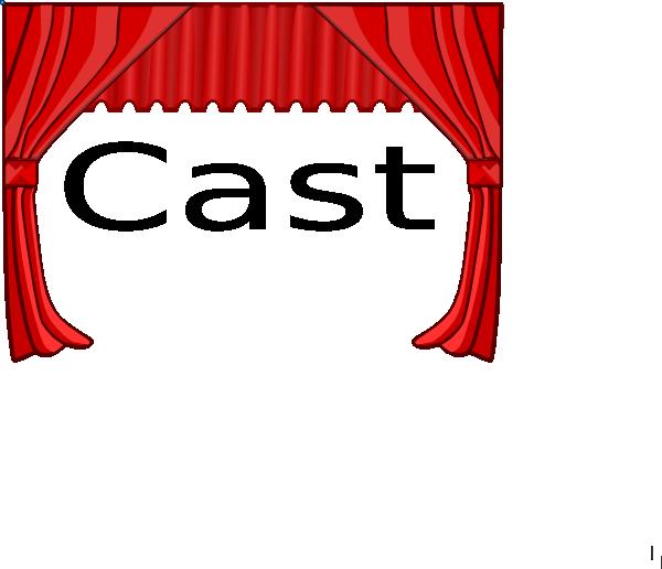 List clipart png free stock Cast List Title Clip Art at Clker.com - vector clip art online ... png free stock