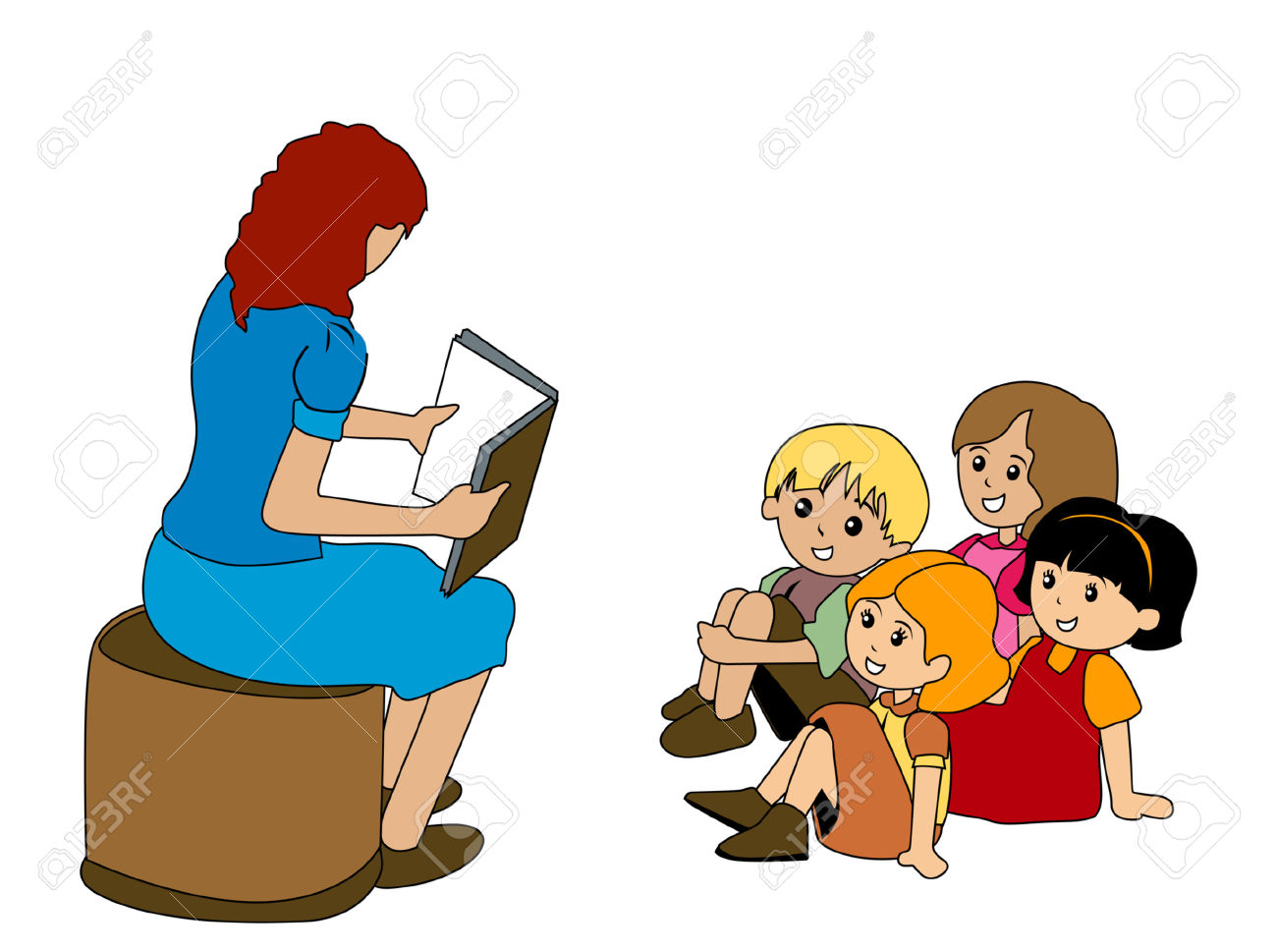 Listen to the teacher clipart clip free Listening To Teacher Clipart | Free download best Listening ... clip free