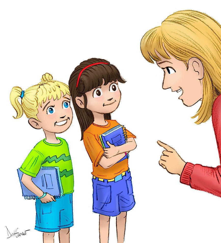 Listen to the teacher clipart svg freeuse download Listen to the teacher clipart 3 » Clipart Station svg freeuse download