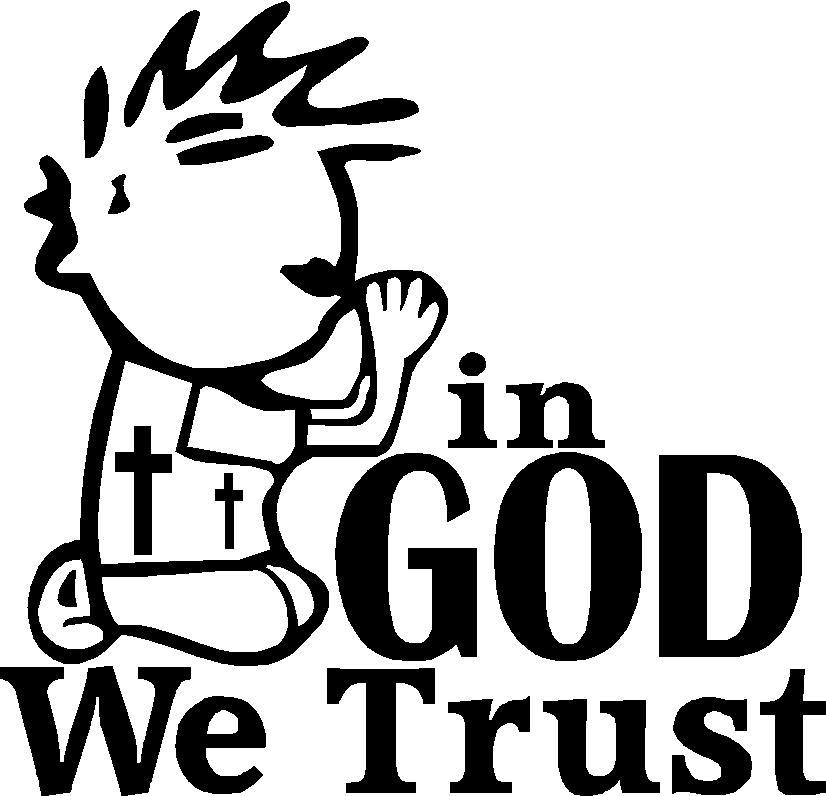 Listening to god clipart black and white vector library download Free Trusting God Cliparts, Download Free Clip Art, Free ... vector library download