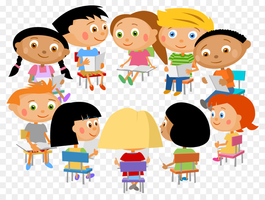 Literature circle clipart picture Child Reading Book png download - 1200*900 - Free ... picture