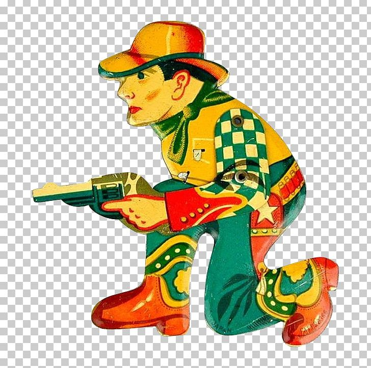 Lithography clipart royalty free stock Cowboy Tin Toy Lithography PNG, Clipart, Animal Figure ... royalty free stock