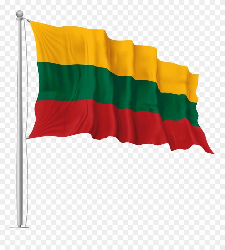 Lithuanian flag clipart svg freeuse stock Lithuanian Flag Clip Art - Png Download (#2516484) - PinClipart svg freeuse stock