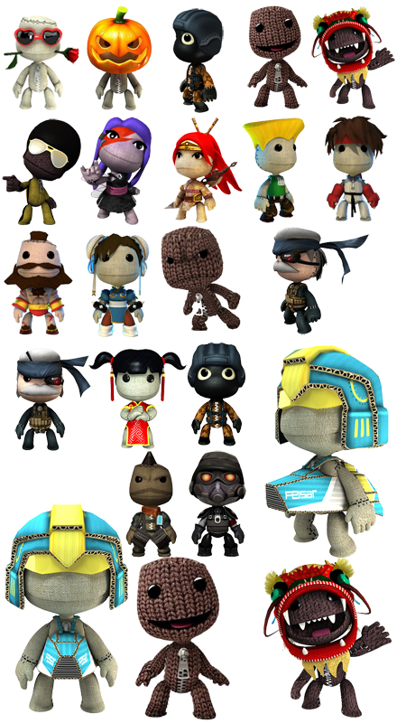 Little big planet clipart clipart library stock Little Big Planet. My favoritestestest game on PS3! I spend ... clipart library stock