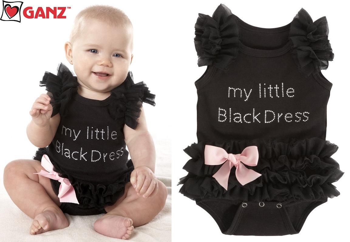 Little black baby in a tutu clipart jpg royalty free My Little Black Dress Tutu Bodysuit jpg royalty free
