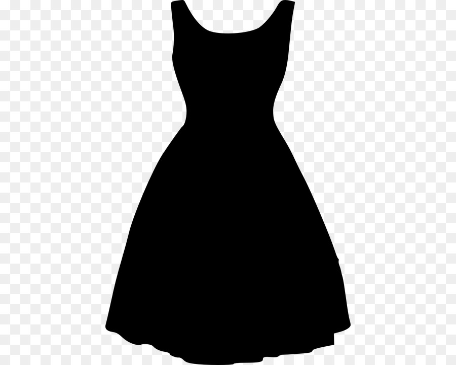 Little black dress clipart free graphic library download Party Silhouette png download - 484*720 - Free Transparent ... graphic library download