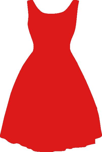 Little black dress clipart free clip art freeuse stock Dress Outline Coloring | Little Black Dress clip art ... clip art freeuse stock