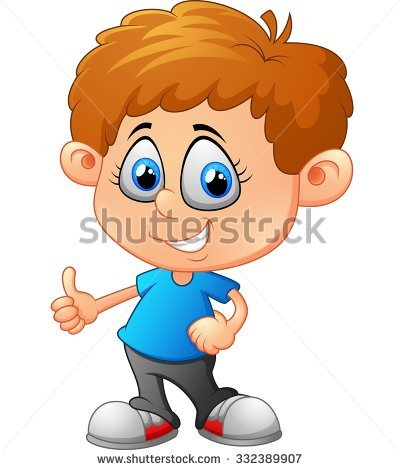 Little boy giving thumbs up clipart clip black and white stock Kid Giving Thumbs Up Stock Photos, Royalty-Free Images & Vectors ... clip black and white stock