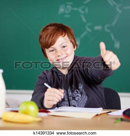 Little boy giving thumbs up clipart banner library Stock Photo of Happy little boy giving a thumbs up k14391334 ... banner library