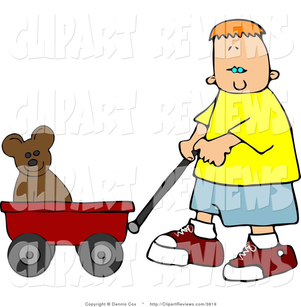 Little boy pulling wagon full of food clipart clip art black and white Wagons Clipart   Free download best Wagons Clipart on ClipArtMag.com clip art black and white