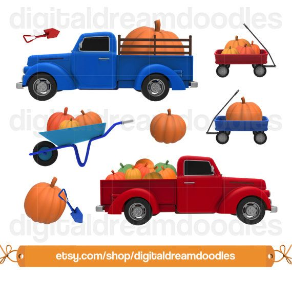 Little boy pulling wagon full of food clipart image black and white library Pumpkin Patch Clipart, Pumpkin Truck Clip Art, Autumn Clipart Image ... image black and white library