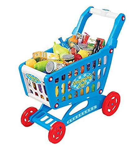 Little boy pulling wagon full of food clipart graphic library library 19\