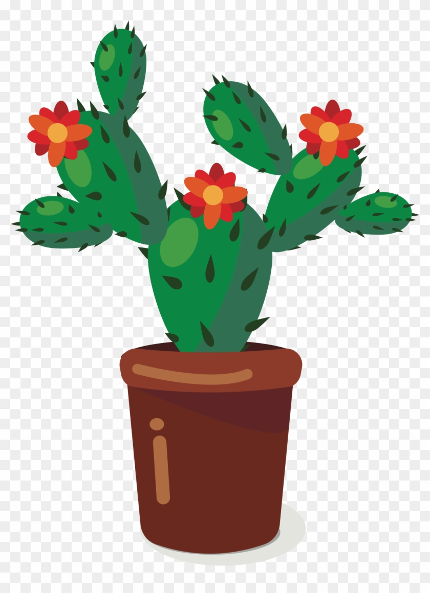 Little cactus cliparts vector free Clipart Cactus Intended For Cactus Clipart - Cactus Clipart, HD Png ... vector free