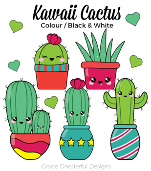 Little cactus cliparts clipart Cactus Clipart Worksheets & Teaching Resources | TpT clipart