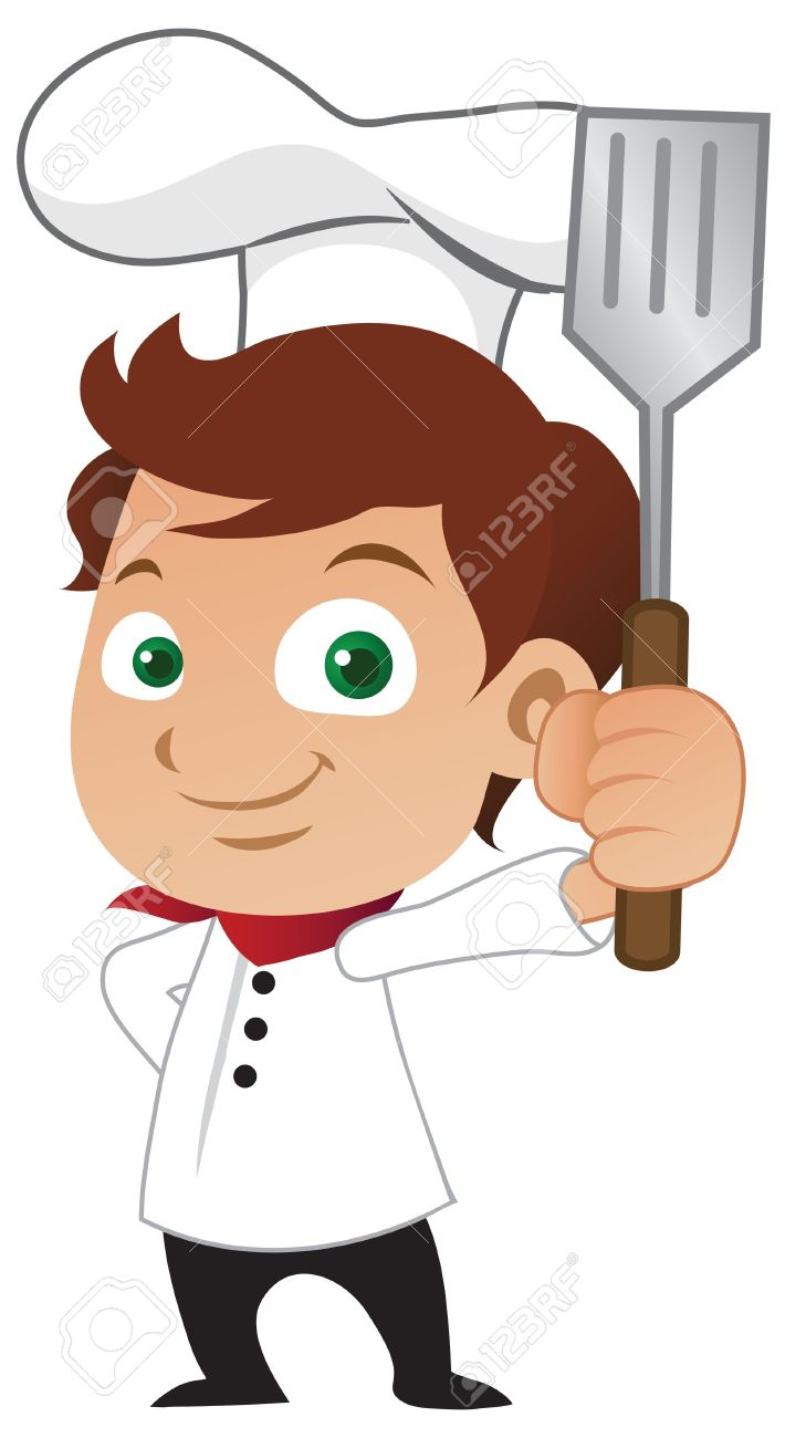 Little chef clipart jpg transparent Boy chef clipart - ClipartFest jpg transparent