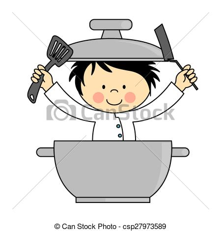 Little chef clipart picture transparent library Little chef Vector Clip Art Royalty Free. 583 Little chef clipart ... picture transparent library