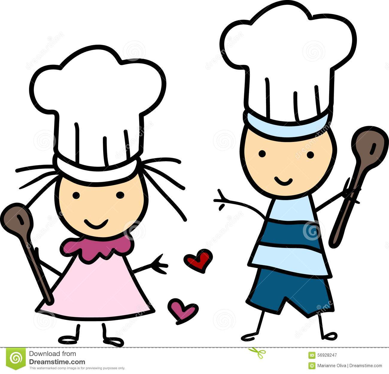Little chef clipart graphic black and white library Little Chef Clip Art – Clipart Free Download graphic black and white library