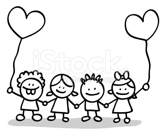 Little children black and white clipart free image Child Clipart Black And White | Free download best Child Clipart ... image